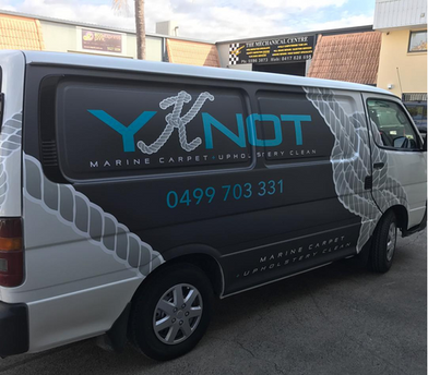 Y-Knot Van