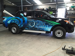 RONIX WRAP AND SIGNAGE