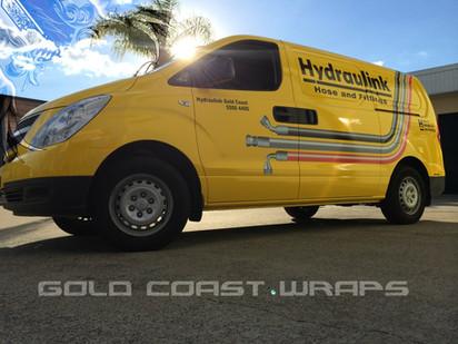 Hydraulink Service Van