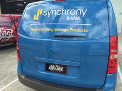 SYNCHRONY BANK FULL WRAP