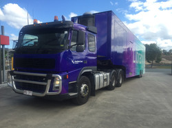TRANSPORT FLEET WRAPS