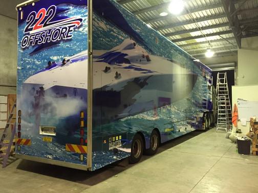 222 Offshore Mobile Workshop
