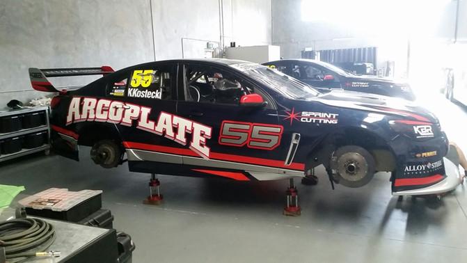 HOLDEN RACE CAR