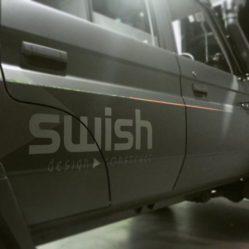 SWISH FULL WRAP