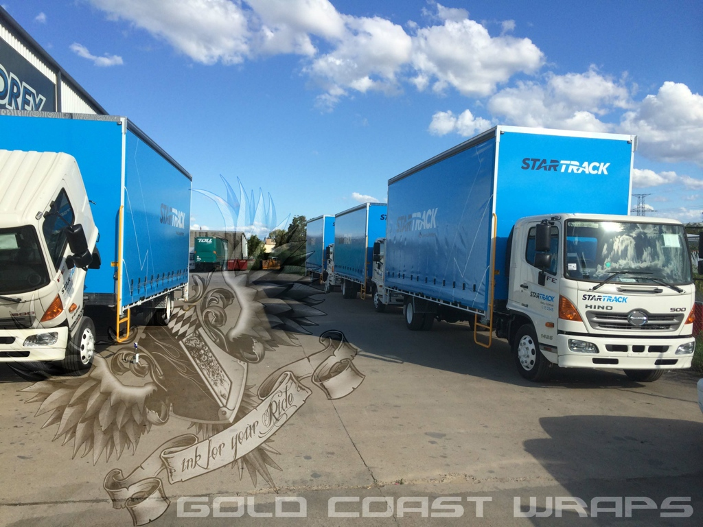 STARTRACK TRUCK FLEET