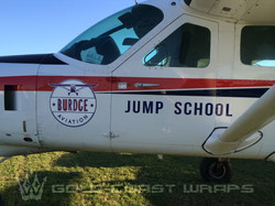 JUMP SCHOOL HELICOPTER WRAP