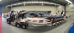 SUPER BOAT RACING WRAPS