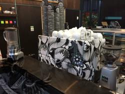 COFFEE MACHINE WRAP