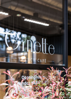 Ginette French Cafe