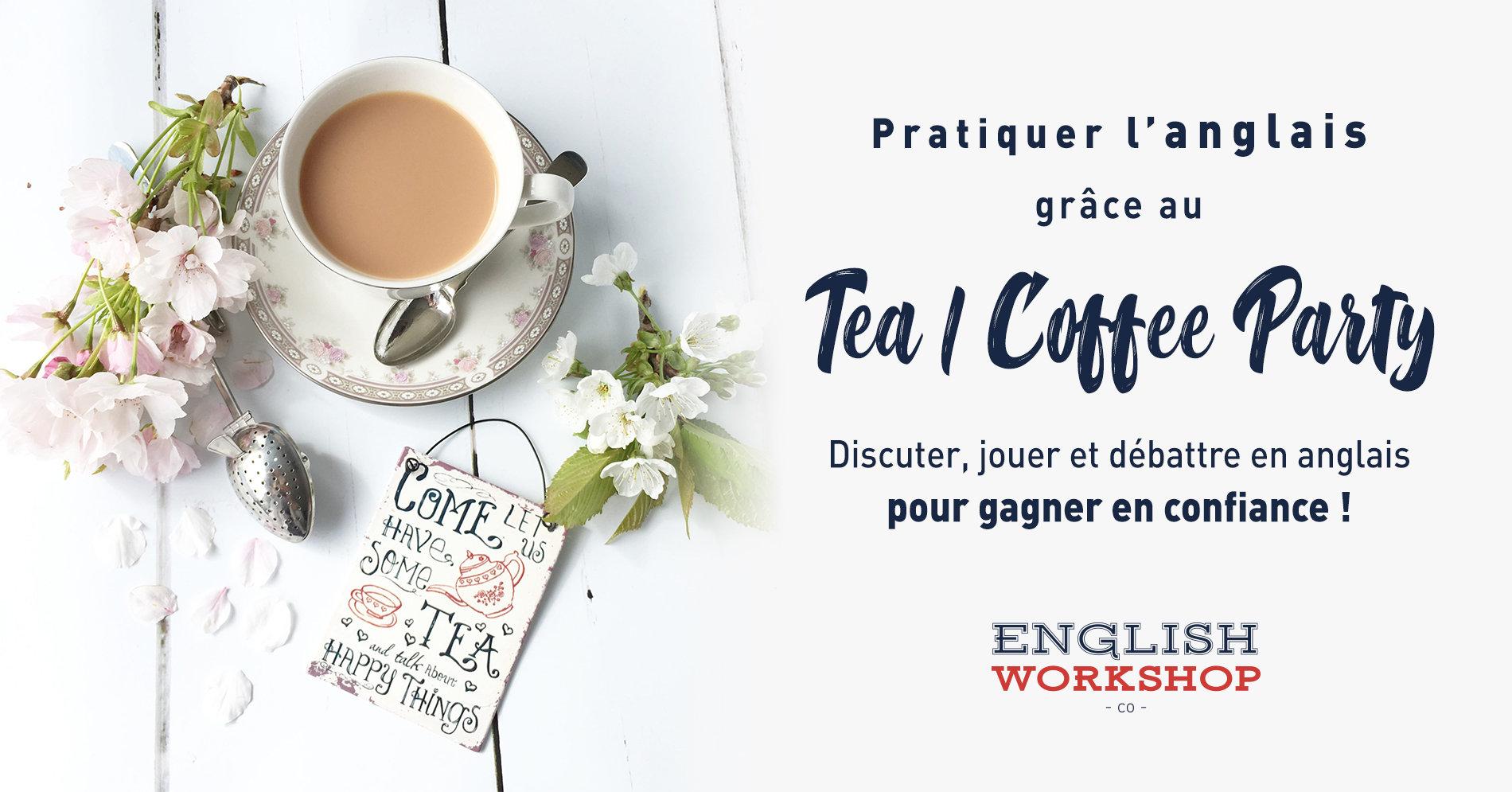 Tea/Coffee Party