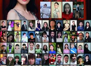 """年度庆典 2019""""若熙之歌""""刘若熙和她的学生们音乐会绽放异彩!"""