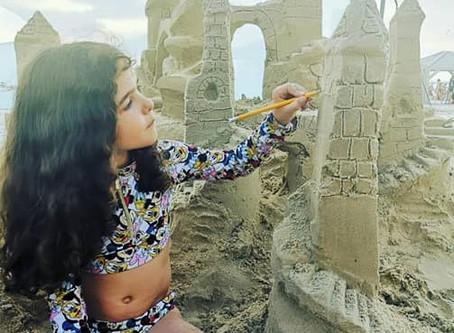 ארמונות בחול ! אבל בקטע מקצועי ובעלות סבירה