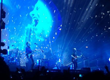 מדד ההופעות שלי על Radiohead!