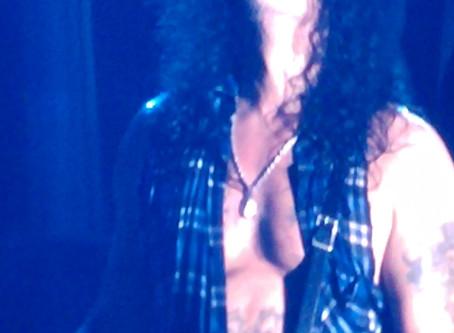 Guns N' Roses מדד ההופעות שלי על