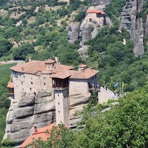 יוון - סלוניקי, אולימפוס, מטאורה ואתונה