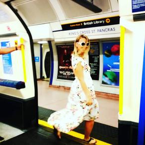 לונדון בייבי. רק בעלי, אני ולונדון