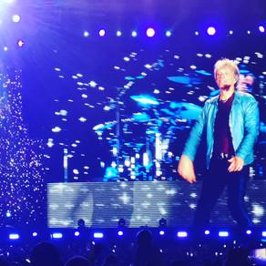 מדד ההופעות שלי על Bon Jovi!