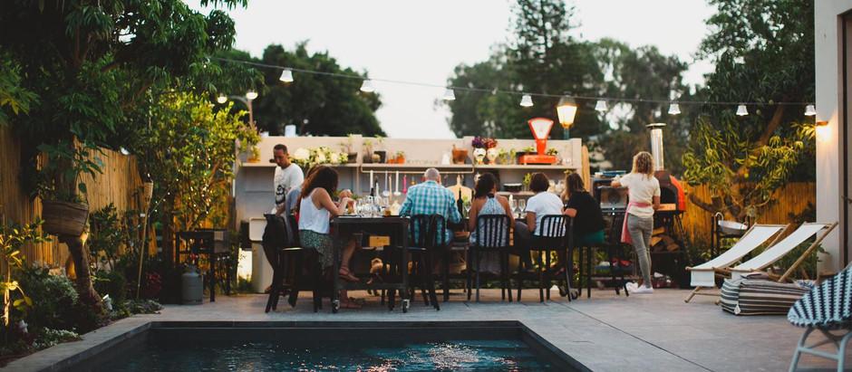 חגיגות אינטימיות וסדנאות אוכל מיוחדות