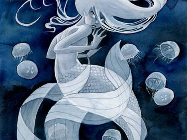 Jellyfish Mermaid