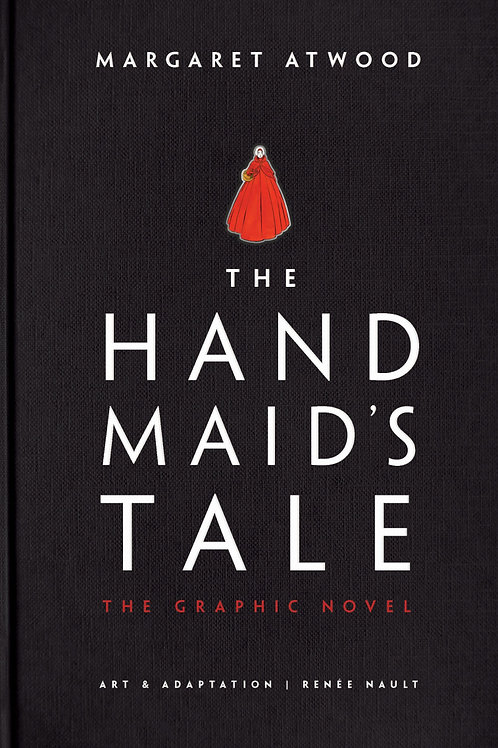 The Handmaid's Tale: The Graphic Novel, signed by artist Renee Nault