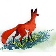 Fox 2 (greenery)