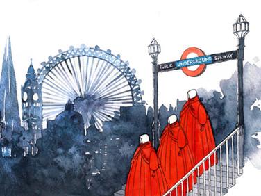 Handmaid's Tale in Britain PRH UK
