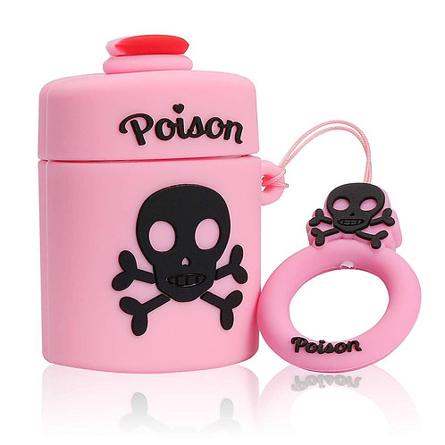 Pink Poison AirPods Case