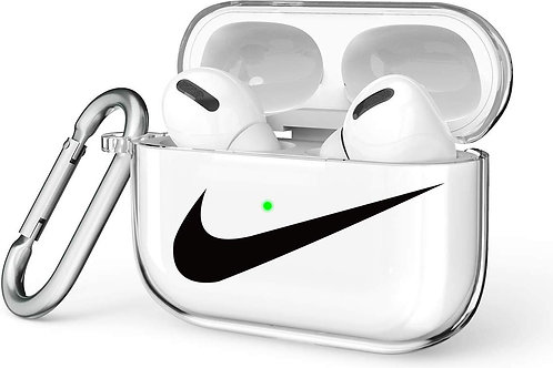 Look Alike Clear Nike AirPods Pro Case