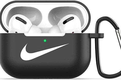 Look Alike Black Nike AirPods Pro Case