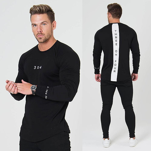 304 Long Sleeve Men's Designer