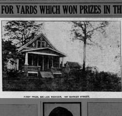 Hawk's Lawn Contest