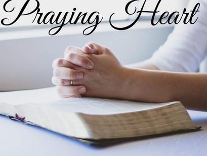 Praying Heart (Beth)