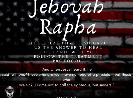 Jehova Rapha- Heal This Land