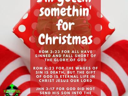 I'm Gettin' Somethin' for Christmas
