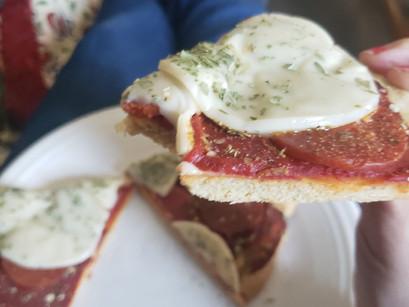 Homemade Pizza (GF, DF)