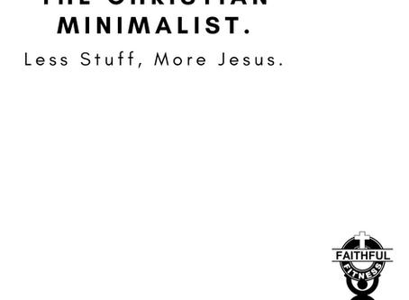 The Christian Minimalist