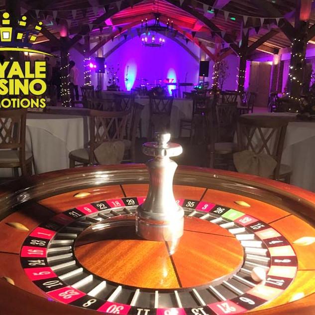 Fun Casino roulette