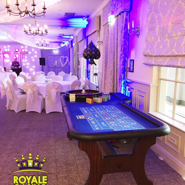wedding roulette