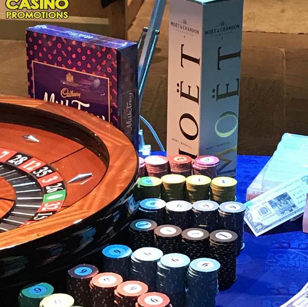 roulette Prizes