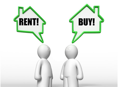 To rent or to buy - which is better?
