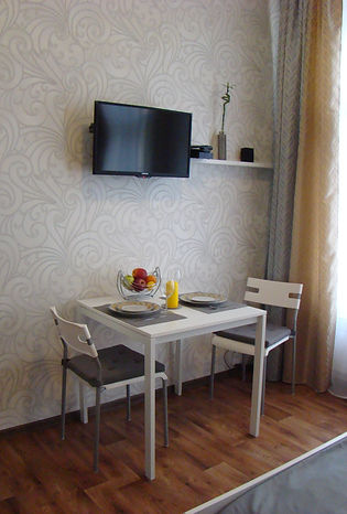 Before after apartment in prague center