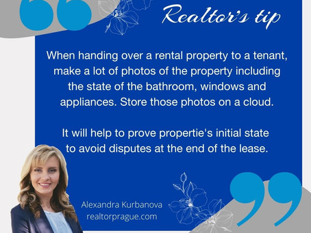Realtor's tip of the day