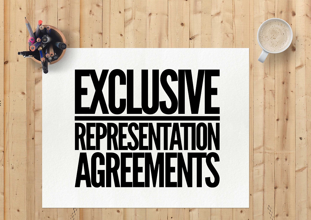 Exclusive vs. Non-Exclusive representation agreement