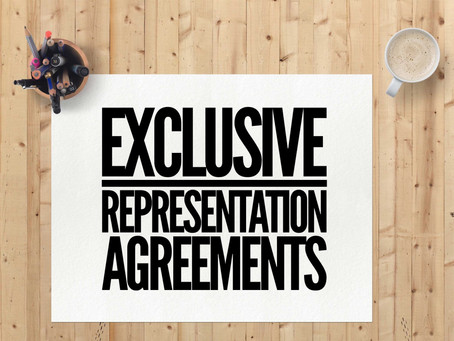 Exclusive vs. non-exclusive real estate service agreement. Which one to choose?
