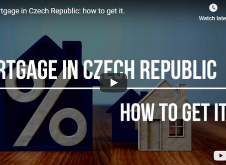 Mortgage in Czech Republic: how to get it?