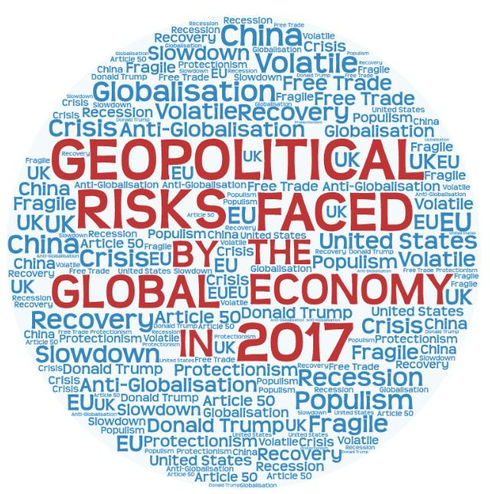 Geopolitical Risks Faced by the Global Economy in 2017 - Steel Advisory Partners