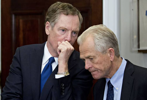 Robert Lighthizer and Peter Navarro.jpg