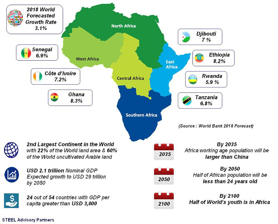 STEEL Advisory Partners-Views on Africa