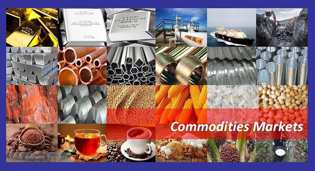Steel Advisory Partners Commodities