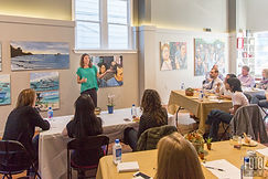 corporate wellness, nutrition class